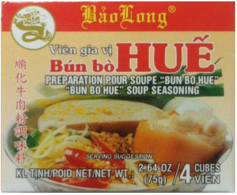 BAO LONG BUN BO HUE SOUP SEASONING