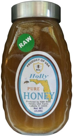 BEELY HOLLY PURE HONEY