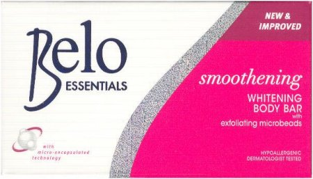BELO ESSENTIALS SMOOTHENING WHITENING BODY BAR