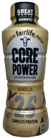 CORE POWER HIGH PROTEIN MILK SHAKE VANILLA