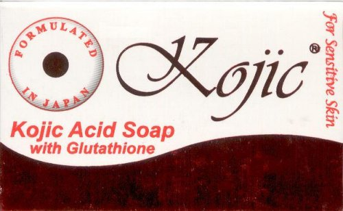 KOJIC ACID SOAP WITH GLUTATHIONE